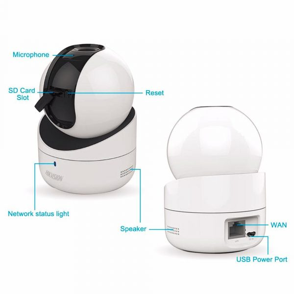 Hikvision DS-2CV2Q21FD-IW WiFi kamera